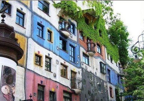 Bohemian area of Vienna